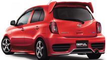 Japanese tuner Impul releases beefed up Nissan Micra/March