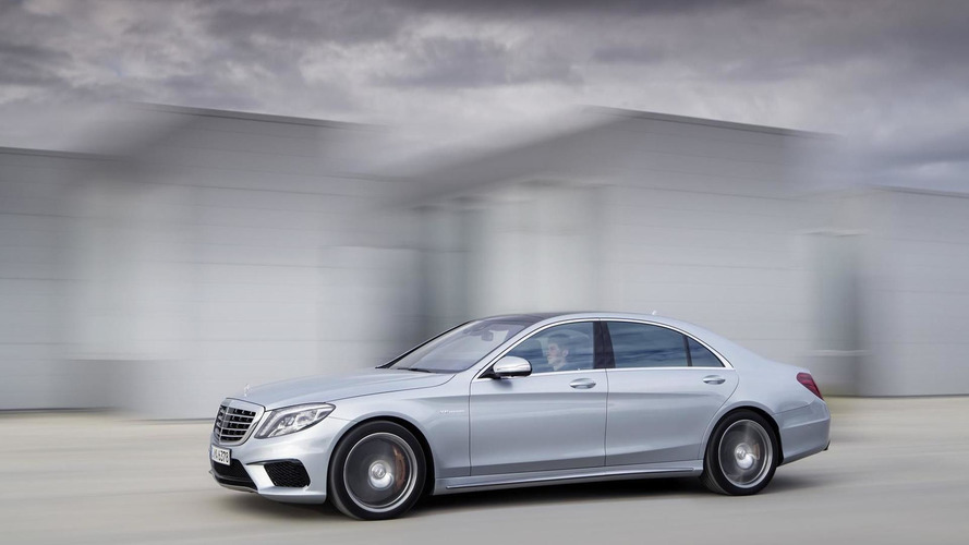 2014 Mercedes-Benz S63 AMG officially revealed [videos]