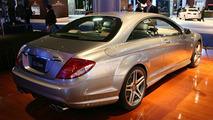 Mercedes-Benz CL 65 AMG: In Detail