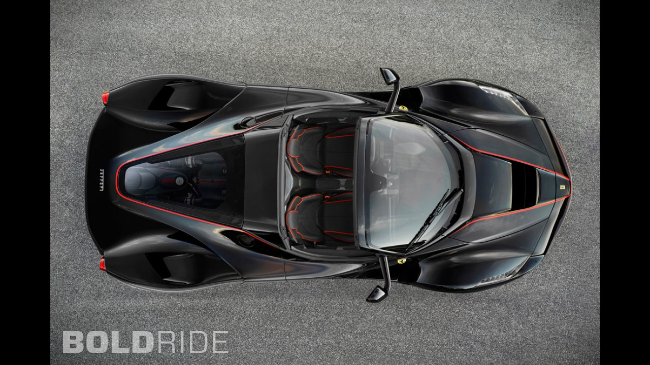 Ferrari LaFerrari Spyder