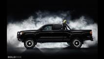 Toyota Tacoma Back to the Future Concept