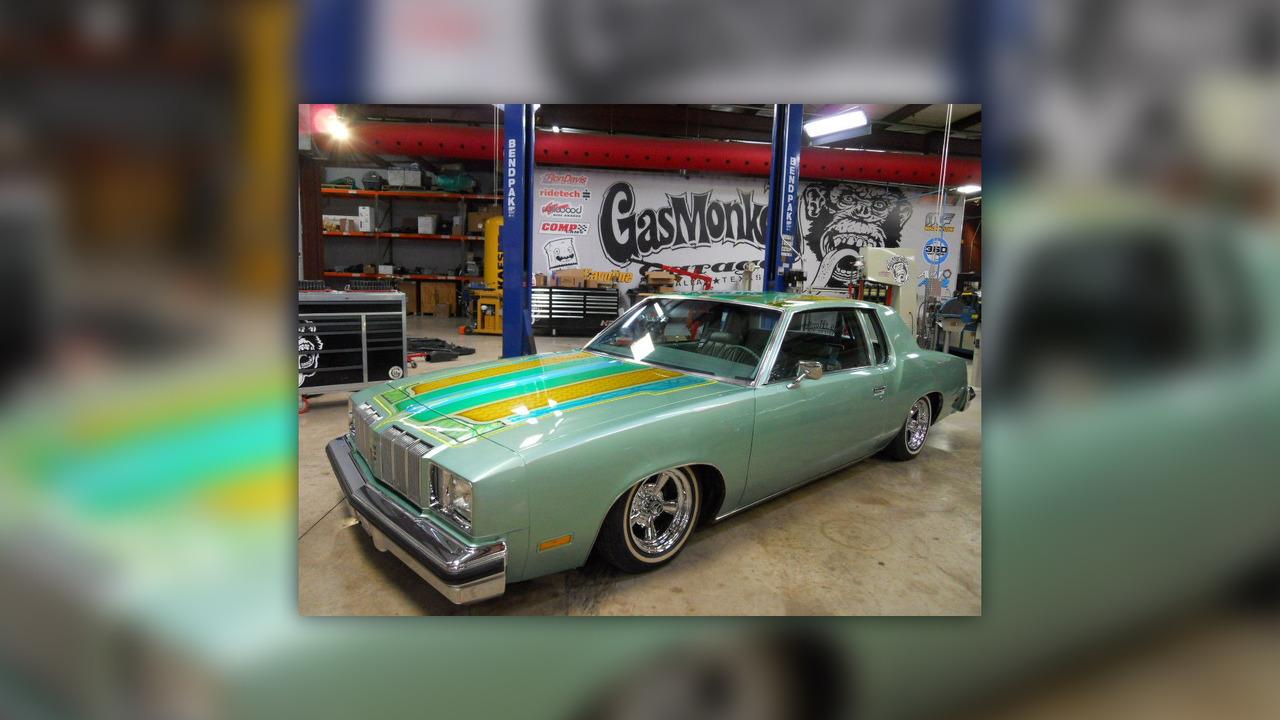 Gas Monkey Garage '78 Cutlass
