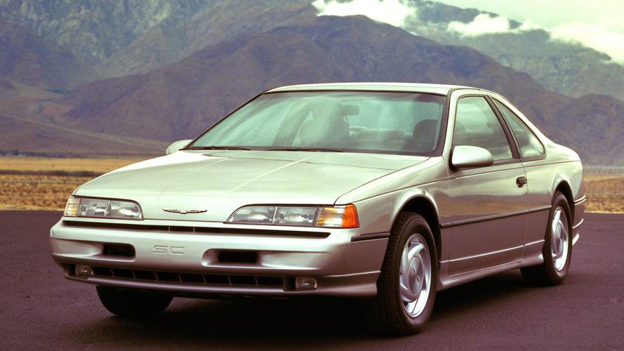 1989 Ford Thunderbird SC