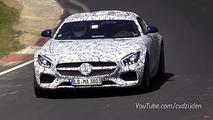 VIDÉO - La Mercedes-AMG GT C surprise sur le Nürburgring