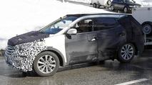 2013 Hyundai Santa Fe (ix45) spy photo - 21.9.2011