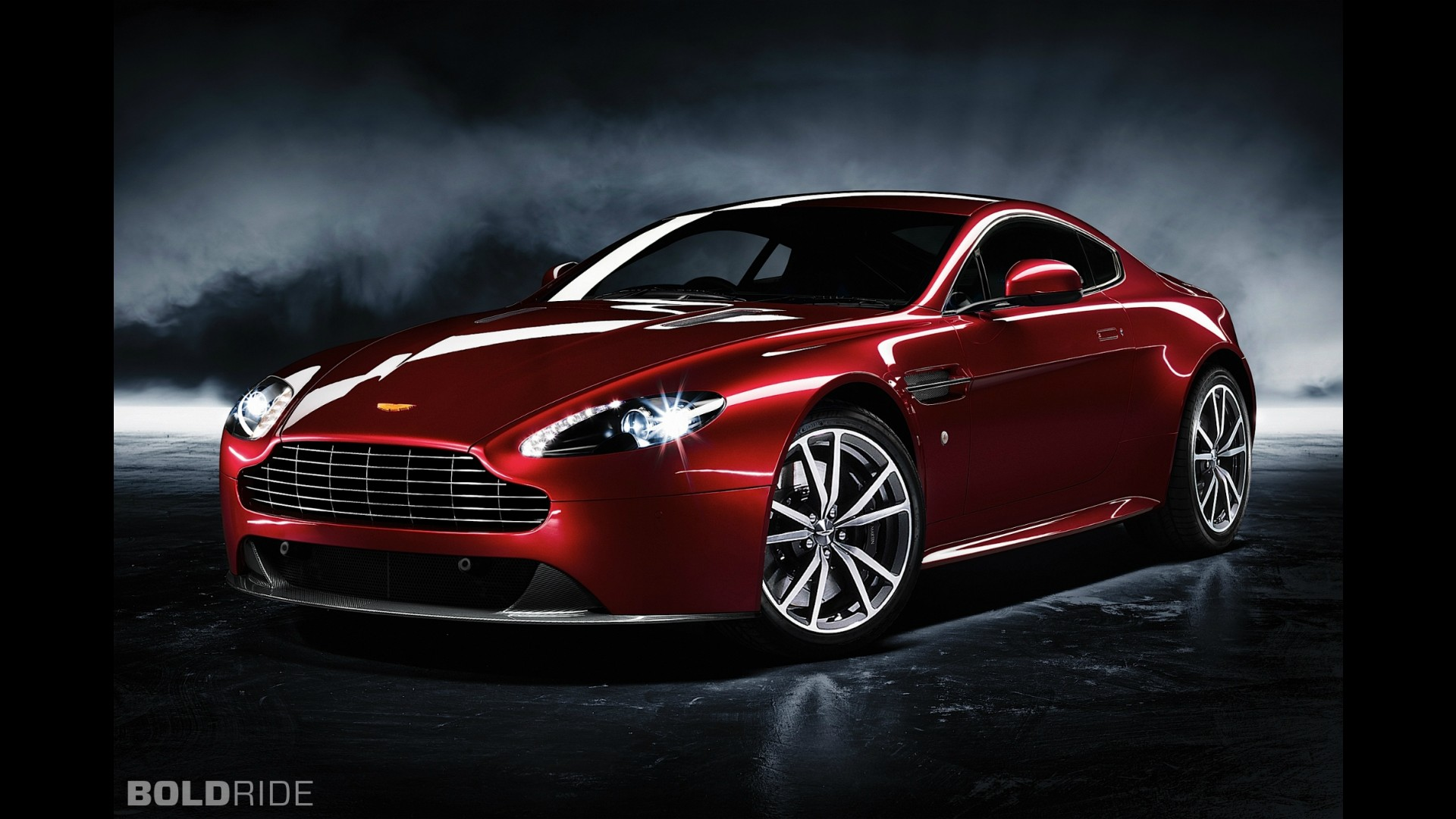 Aston Martin V8 Vantage S Dragon 88 Limited Edition