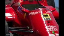 Ferrari 126 C4 Formula 1 Racing Car