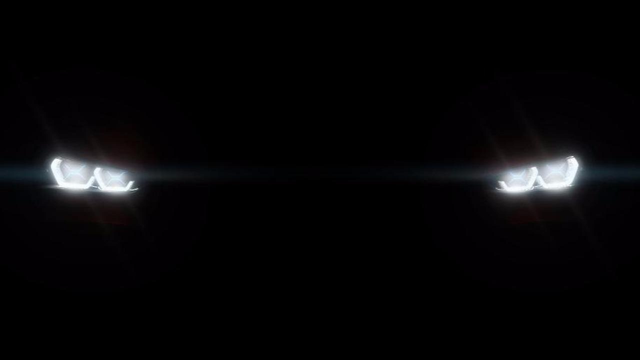 BMW X2 concept teaser