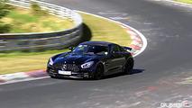 VIDÉO - La Mercedes-AMG GT R à l'assaut du Nürburgring !