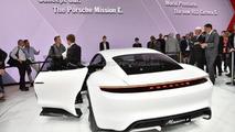 Porsche au IAA 2015
