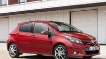 2012 Toyota Yaris - 13.7.2011