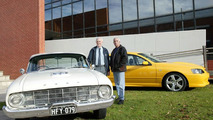 Ford Falcon Celebrates 45 Years on the Road (Australia)