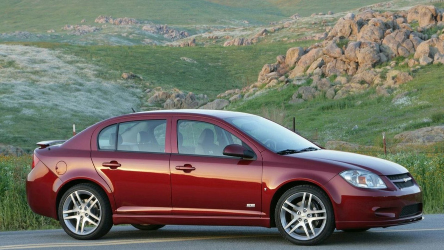 2009 Chevrolet Cobalt SS Sedan Revealed