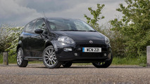 Fiat Punto Jet Black 2 edition revealed for the U.K.