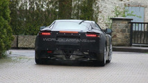 Lexus LF-A production version spy photo