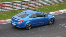 Opel Insignia OPC completes Nurburgring testing