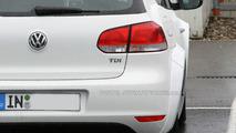 Next gen Audi A3 mule first spy photos