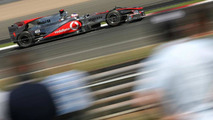 McLaren to again test blown diffuser at Hockenheim