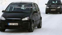 2012 New generation Ford C-Max spy photos