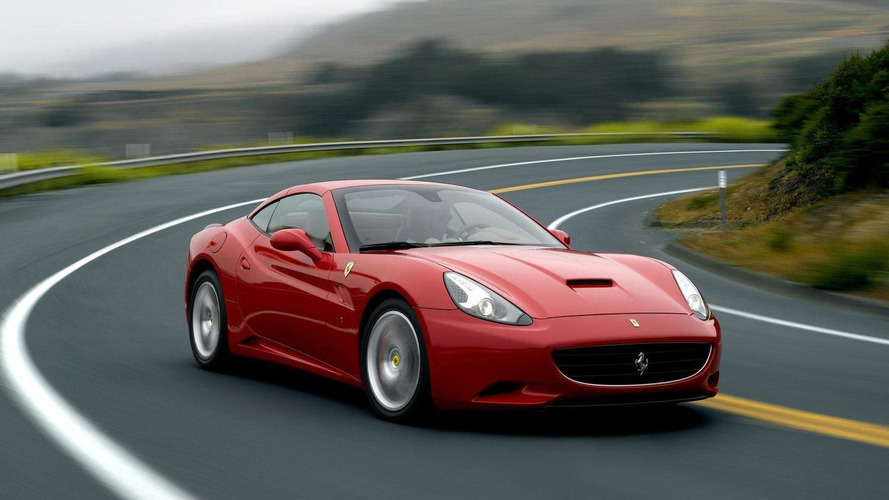 2012 Ferrari California to be lighter, more powerful - report