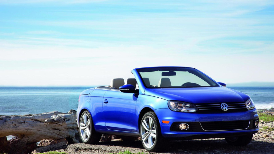 New VW Eos debuts in L.A.