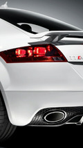 Audi TT-RS Official Pics Cropped and then Leaked