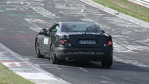 2012 Mercedes SLK Spy Video