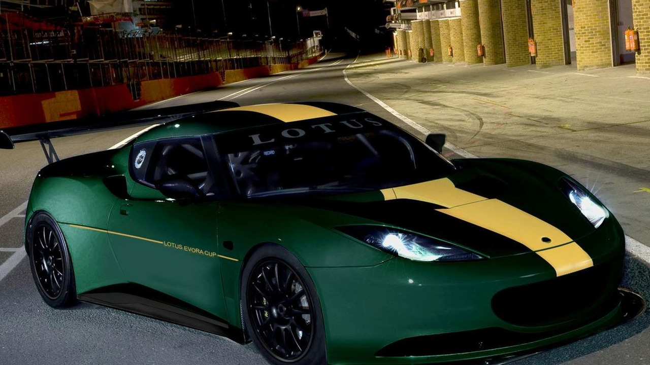 Lotus Evora Cup race car - 1024 - 14.01.2010