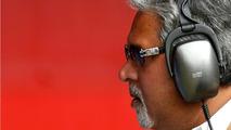 Mallya's son eyes future in F1 management