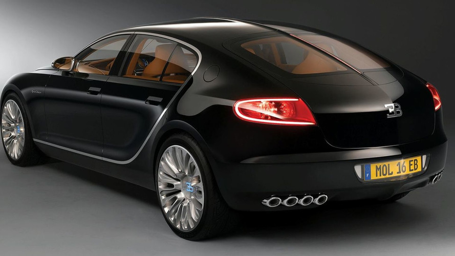 Bugatti 16C Galibier Saloon Slated for Production in 2013 - report