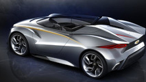 Chevrolet Miray roadster concept 31.03.2011