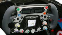 Liuzzi snatched back stolen steering wheel