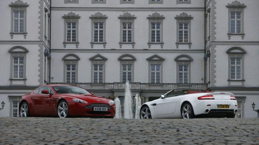 Aston Martin V8 Vantage Gets Technical Enhancements