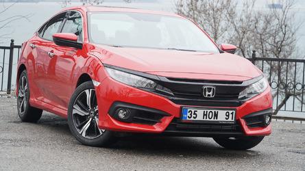 İlk sürüş: 2017 Honda Civic RS