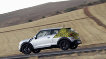 2013 MINI Paceman official spy photos 31.7.2012