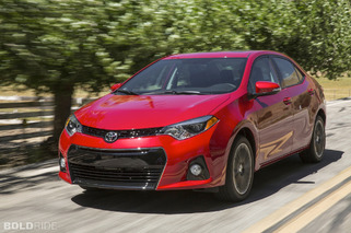 2014 Toyota Corolla: Finally Redesigned