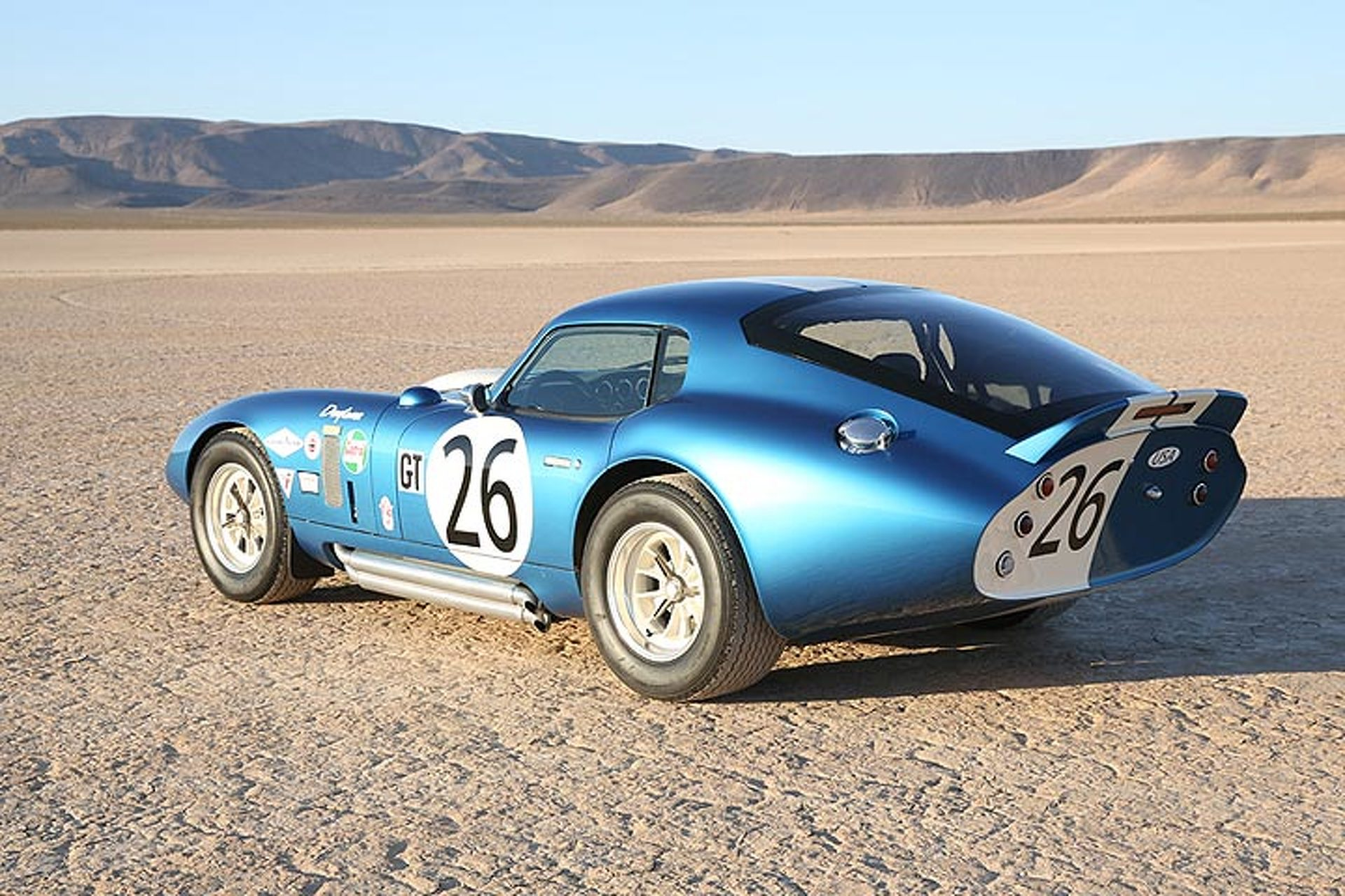 The Shelby Daytona is Back and Celebrates 50 Iconic Years