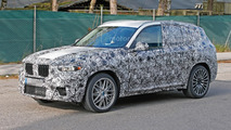 2018 BMW X3 M spy photo