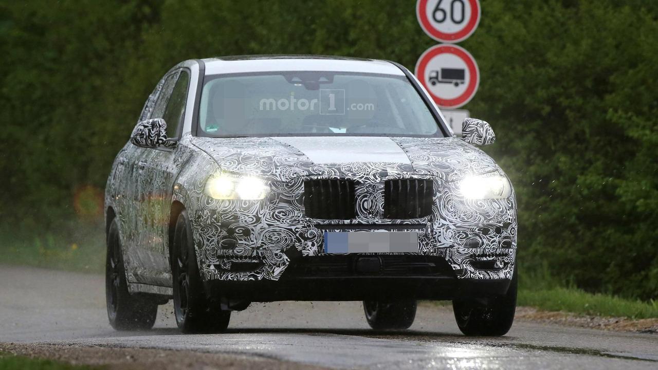 2016 - [BMW] X3 [G01] - Page 4 2017-bmw-x3-spy-photo