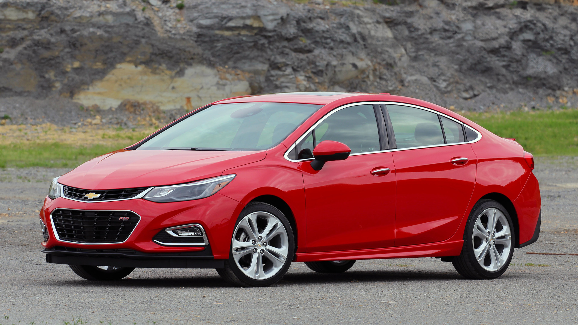First Drive 2016 Chevy Cruze