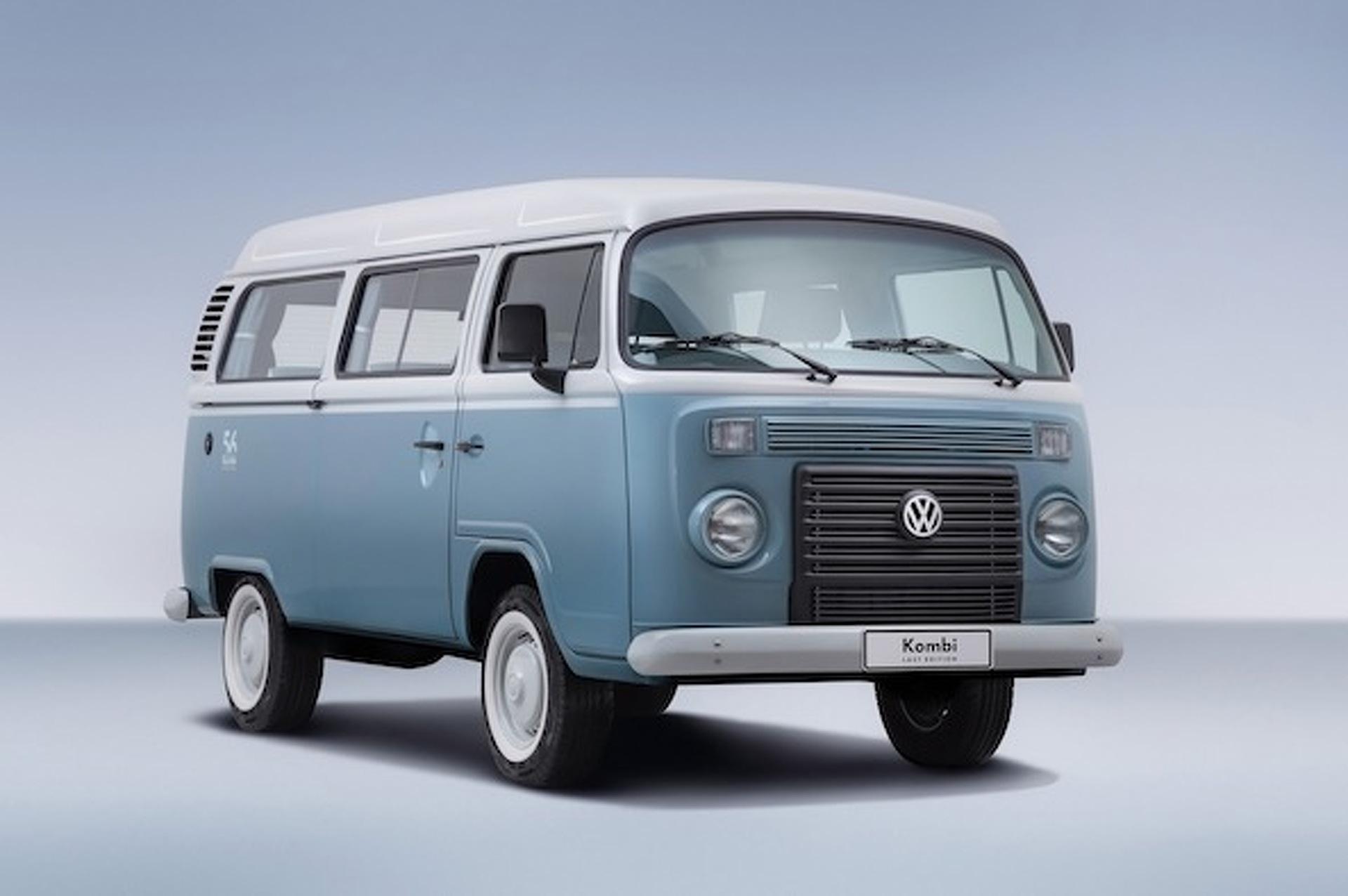 The Volkswagen Bus Isn't Dead Just Yet