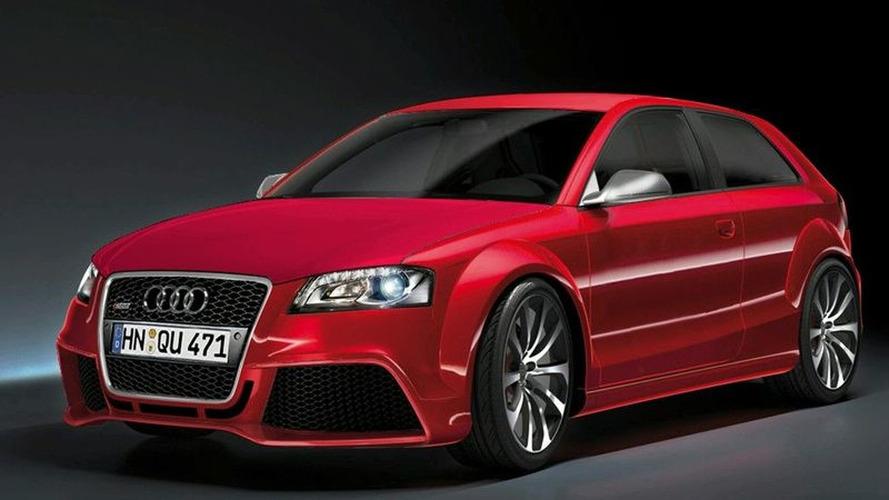Audi to Unveil RS3 in Frankfurt?