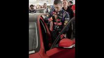 Infiniti Q50 Eau Rogue prototype at Goodwood Festival of Speed