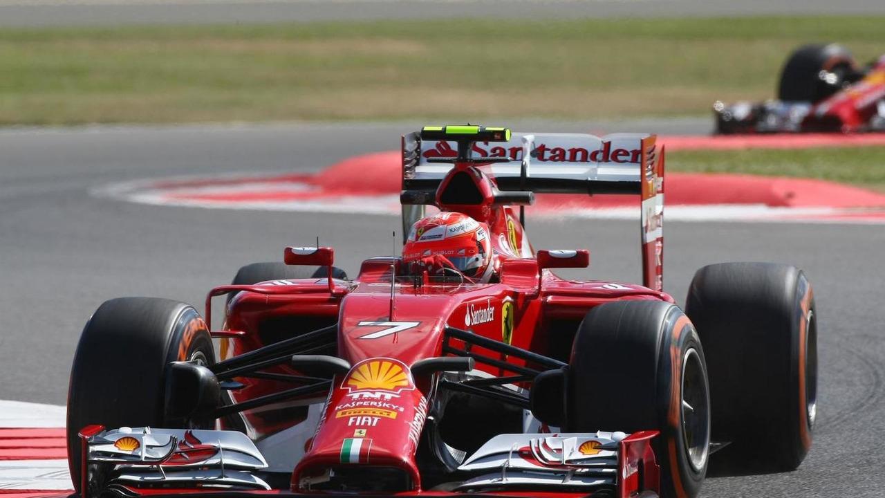 Kimi Raikkonen (FIN), 04.07.2014, British Grand Prix, Silverstone / XPB