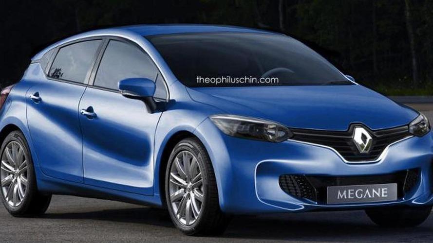 Renault confirms Frankfurt debut for new Megane