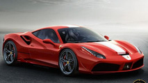 Ferrari 488 GTB Speciale digitally envisioned