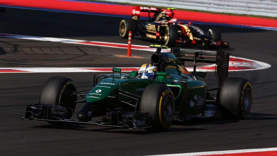 Caterham could overcome missed crowdfunding target