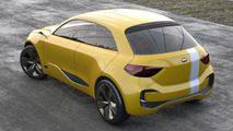 Kia reveals CUB compact four-door coupe concept at Seoul Motor Show
