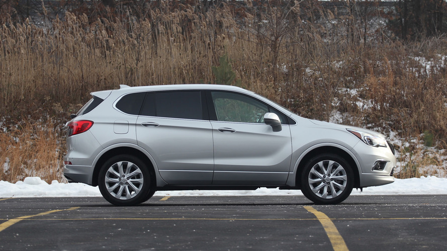 2017 buick envision review photo. Black Bedroom Furniture Sets. Home Design Ideas