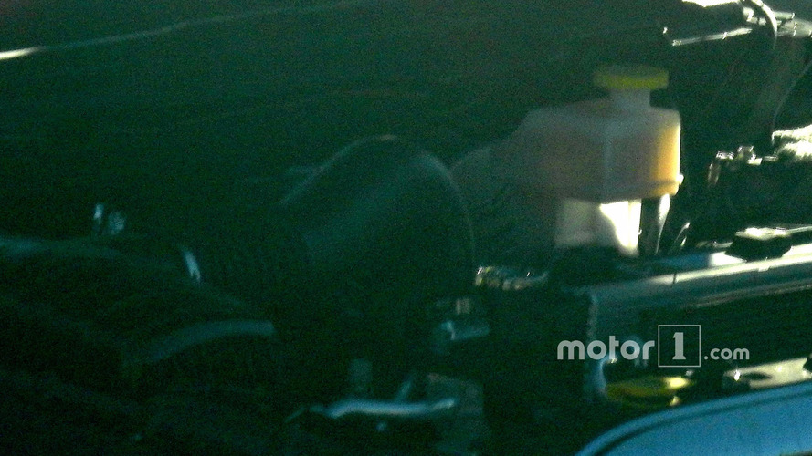 Ram 1500 Engine Spy Photos